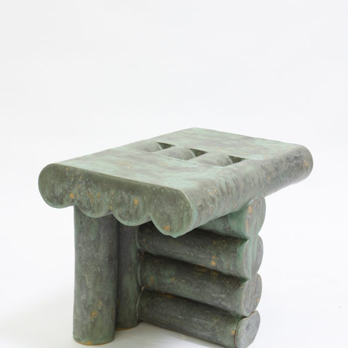 MELTING PLANE COLUMN SIDE TABLE x THE FUTURE PERFECT