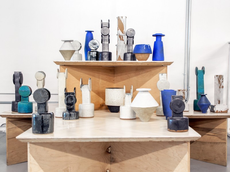 Sight Unseen Exhibition at Austere