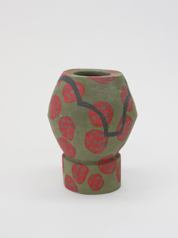 Red Dot Vase / Rachel Comey Collection