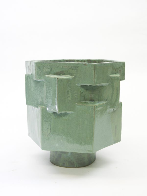 Jade Hex Planter