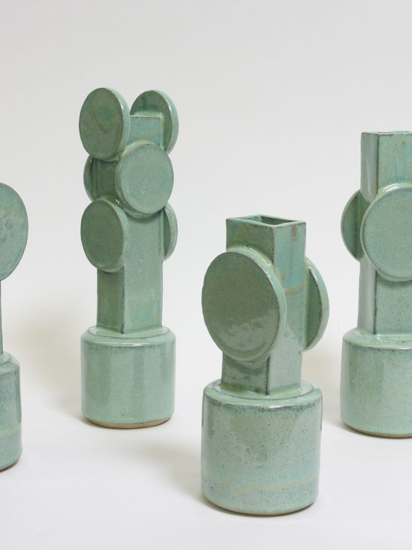 Circle Top Vase Collection