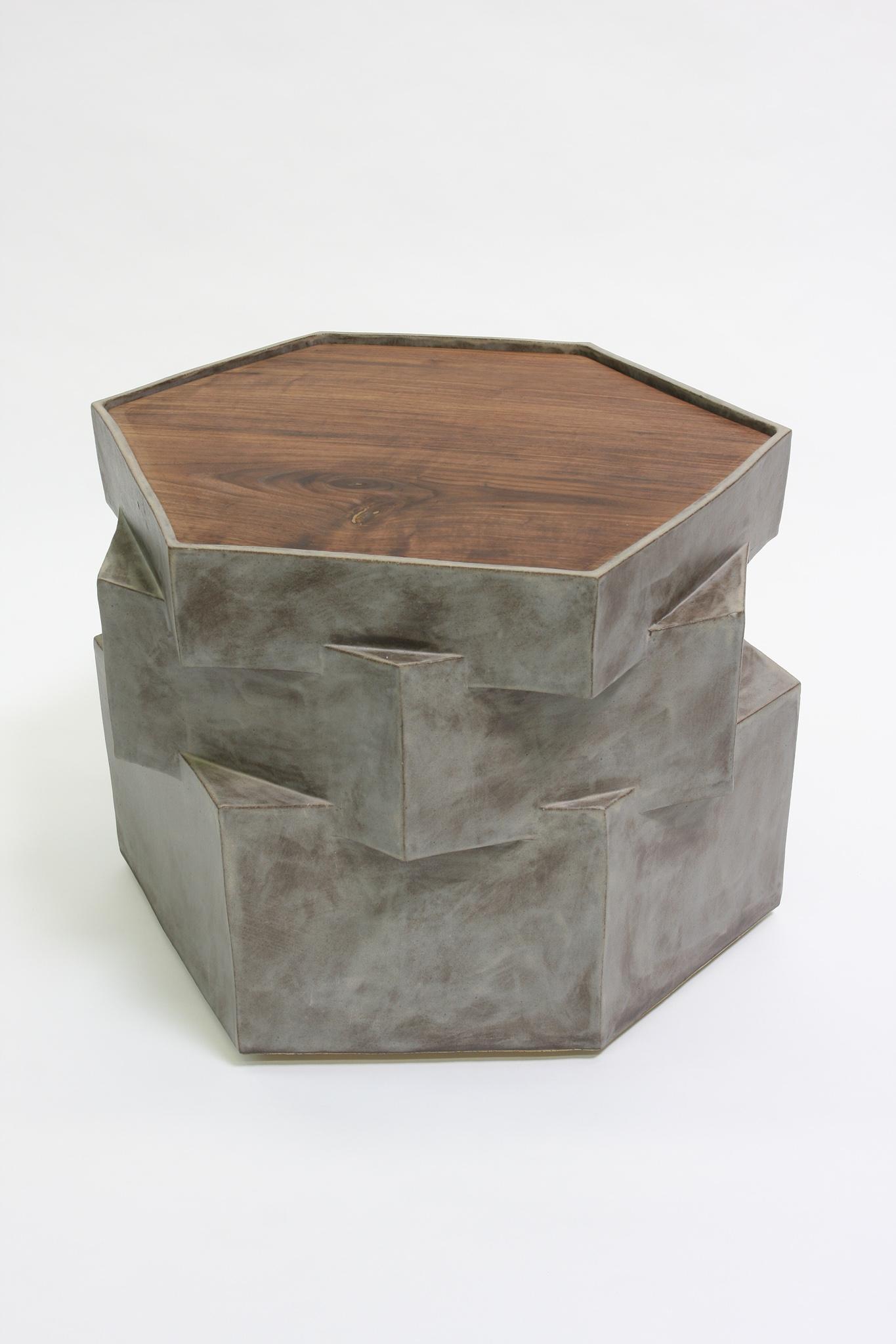 Hex Side Table x Frampton & CO