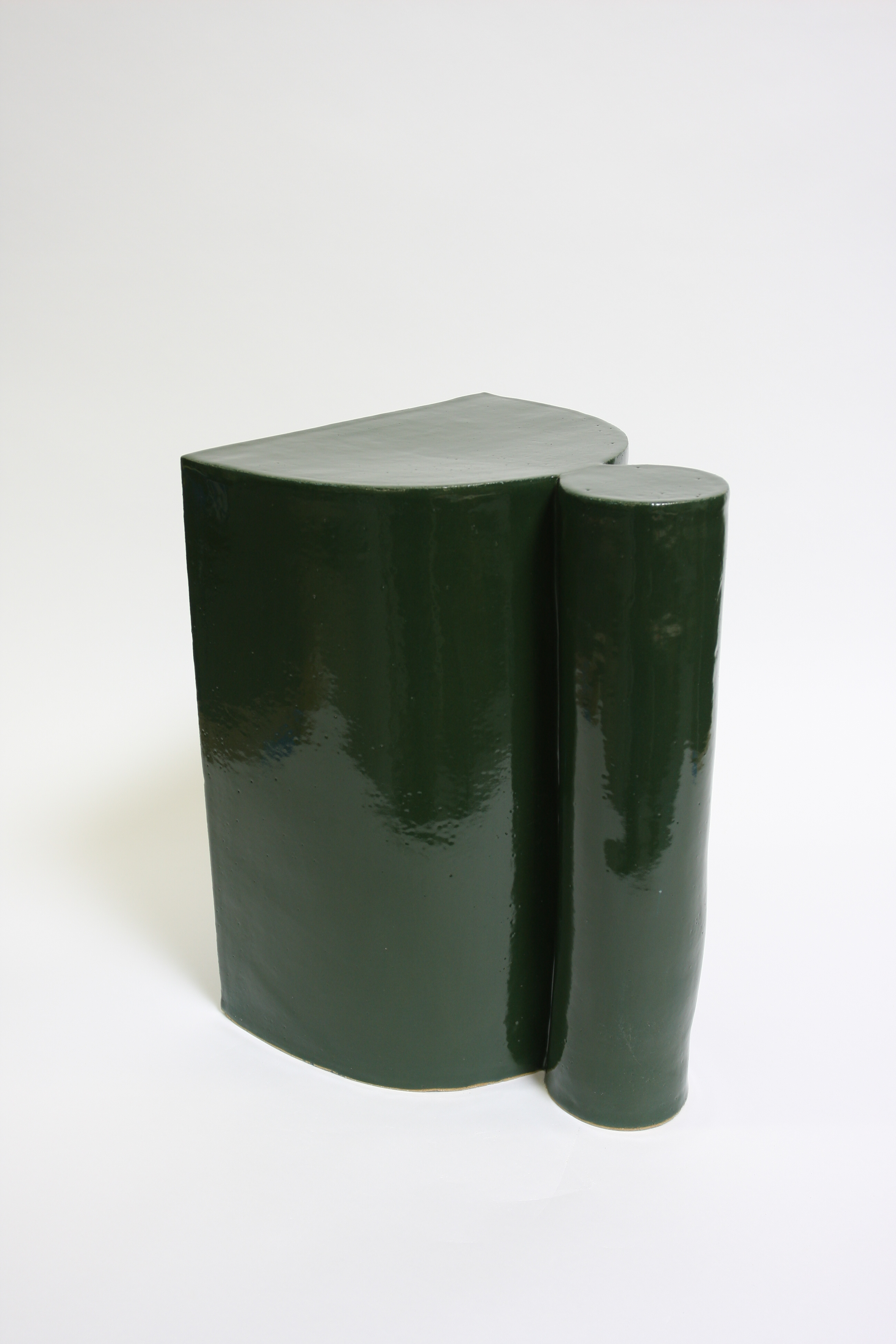 One Column Side Table x The Future Perfect